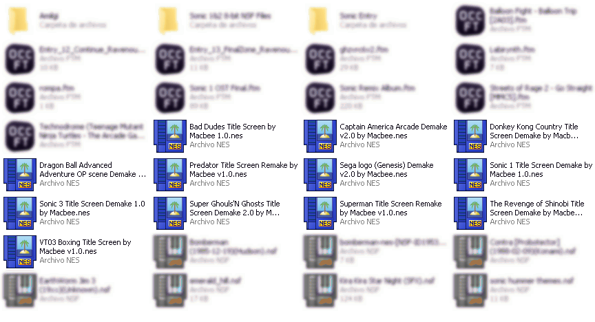 Sonic 5 - Improvement Vol 2 (Nes)