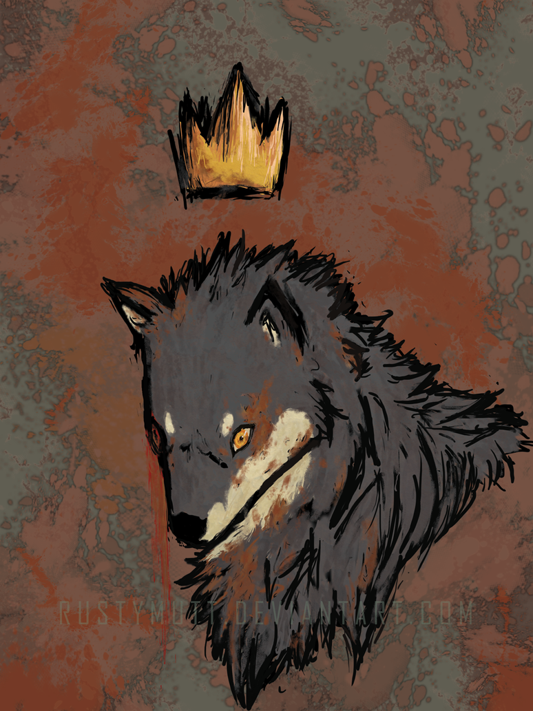 Crowned by RustyMutt