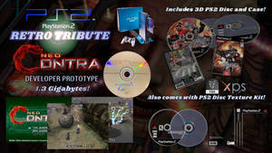 PS2 Retro Tribute (GAME OR MODEL DOWNLOAD)