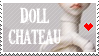 Doll Cheateau Stamp by gr8storybrah