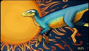 The Sun -- Eodromaeus