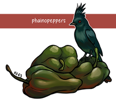 Phainopeppers