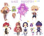 [Closed] Sale Adopt!
