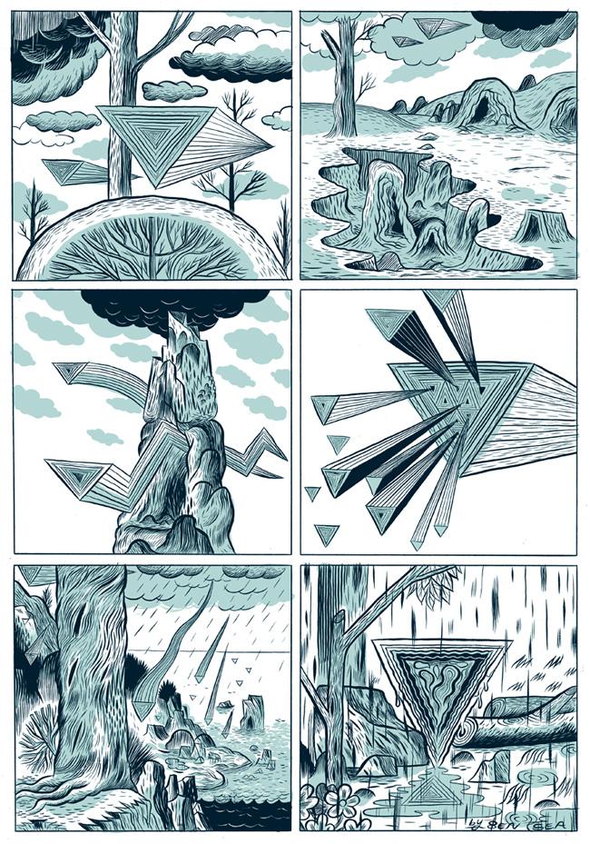 Dimensional Dive by BenjaminCee