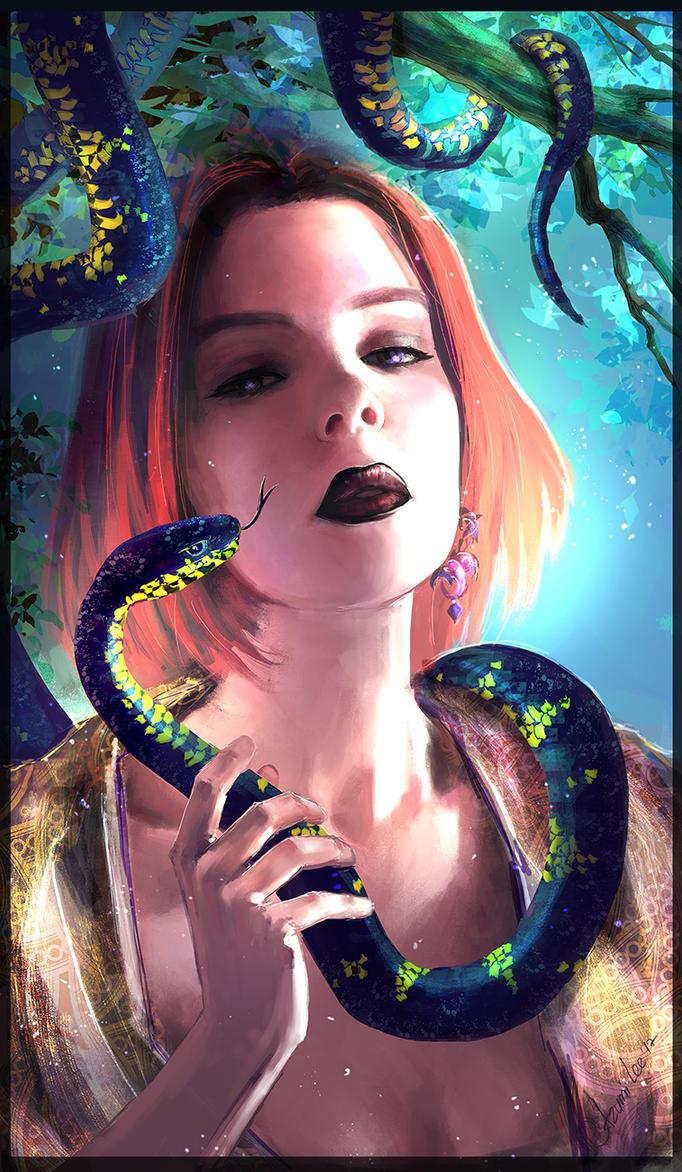 Eva by AzumiLee