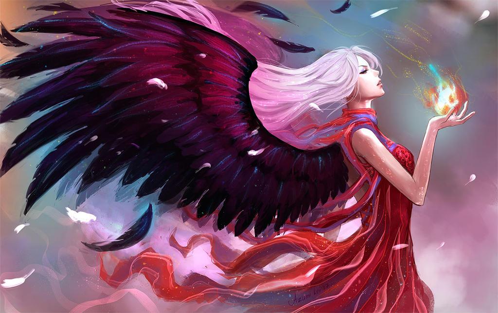 Angel by AzumiLee