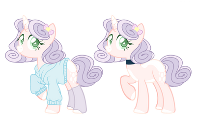 Adoptable Soft Lavender [CLOSED] by MeiMisuki