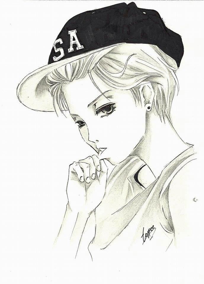 Fan art Taemin 'ACE' 1st Mini Album by sweetoffee1993 on