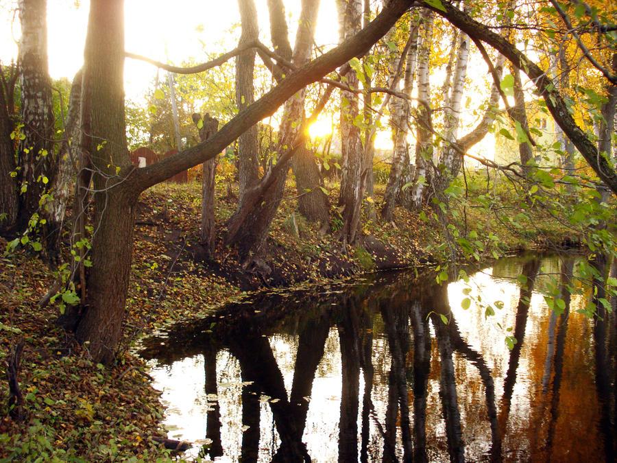 Autumn: BG 2 by somnia-stock