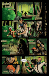 Shrouded: Page One