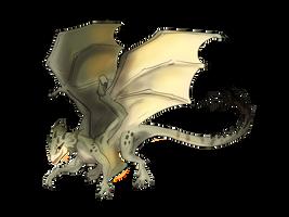 Tryx as a Dragon