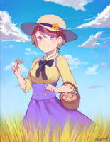 Secret Easter Bunny^^ by HameSesame