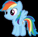 Pony Chibi Series: Dash