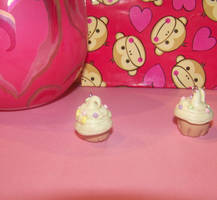 Creamy Cupcakes by PookieTookieJewelry