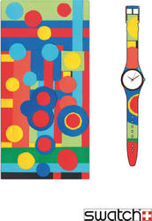CircusStyle - swatch watch by Ramoons