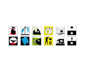 Pictogrammes Greenpeace by Ramoons