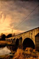 Stones Bridge at Trebon by tomsumartin