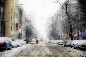 Winter came to Prague by tomsumartin