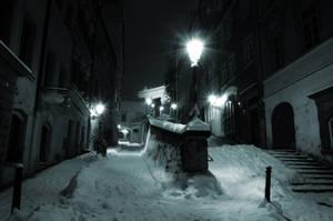 Thunovska street by tomsumartin