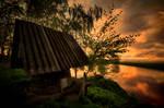 Evening still life