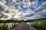Chudeninsky pond