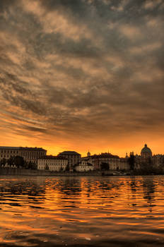 Morning in Prague II