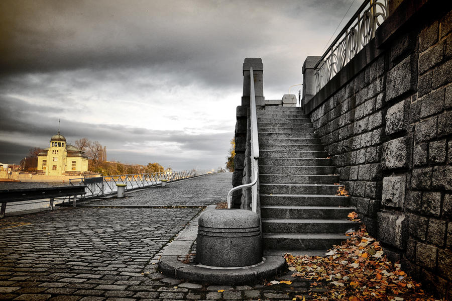 November in Prague II by tomsumartin