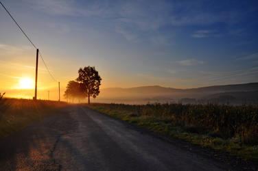 Cesta za sluncem by tomsumartin