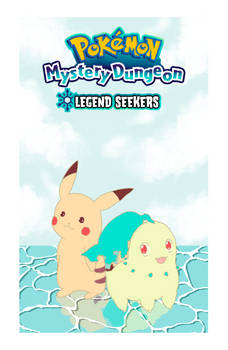 Pokemon Mystery Dungeon - Legend Seekers (Cover)