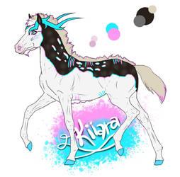 N6215 Padro Foal Design