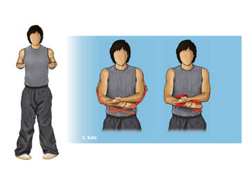 Siu Lim Tao of Wing Chun 1 by metalomaniac