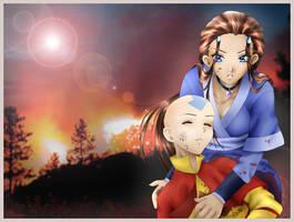 ::Avatar:: +The Tragedy+ by circe-nausicca