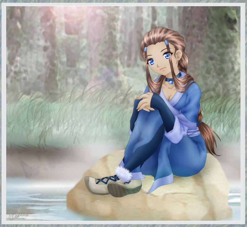 ::Avatar:: Katara by circe-nausicca