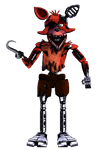 Classic Withered Foxy