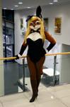 Bunny Lisa at Eurofurence
