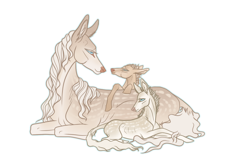 A Pile of Prons by ForrestFawns