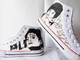 Michael Jackson Black or White by Tropfich