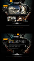 Call of Duty Black Ops Layout