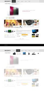 Sony Layout