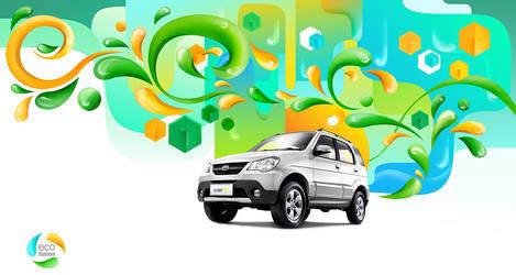 ecofusion electro car
