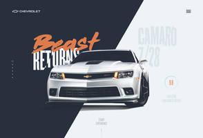 Chevrolet Camaro Redesign