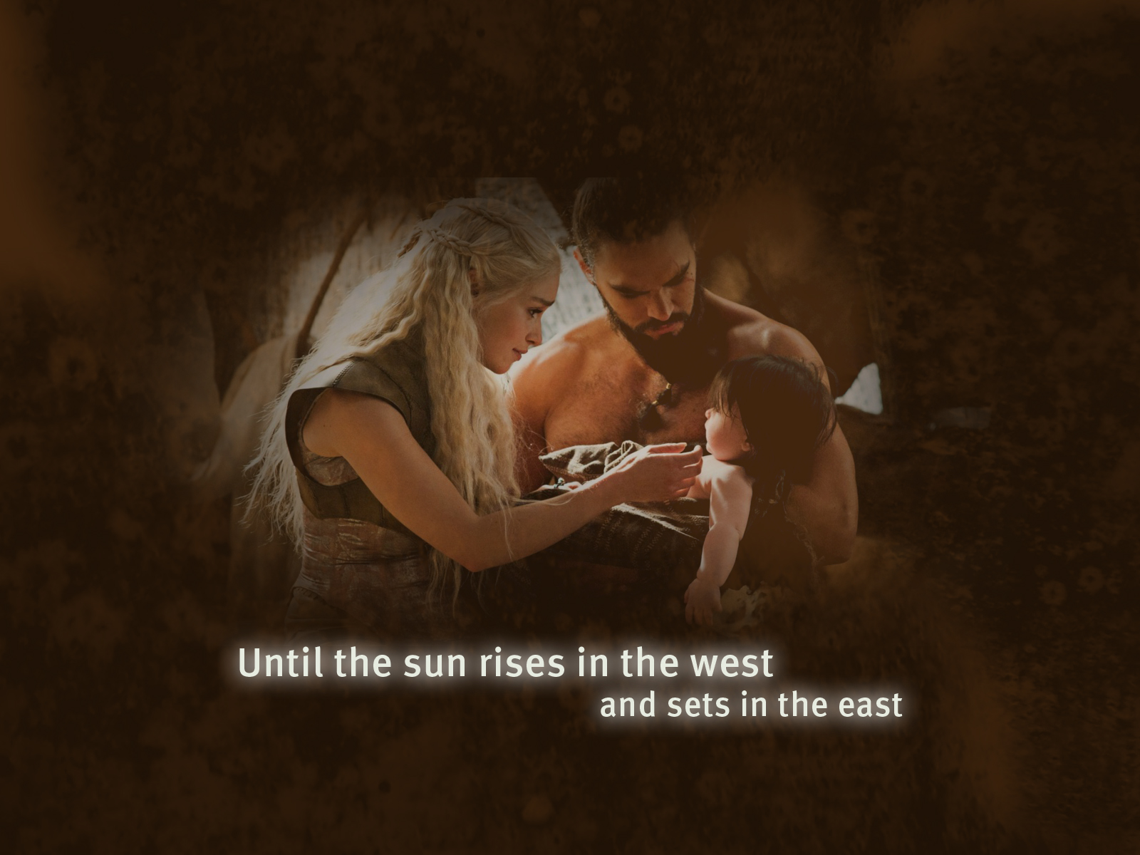 Daenerys And Drogo By Copper Moon