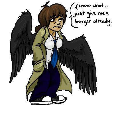 Worst Angel in the Garrison by Summercen