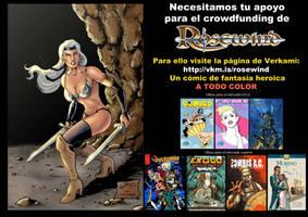 Crowdfunding Rosewind.