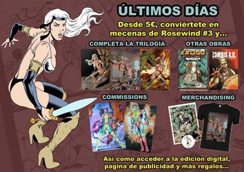 Rosewind la ultima publicidad by JLRincon