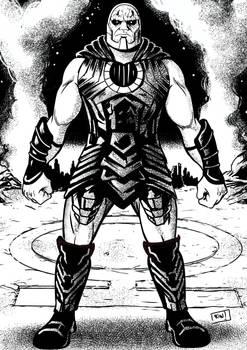 Zack Snyder Darkseid version