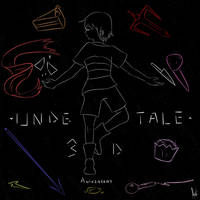 Undertale 3rd Anniversary- Happy Birthday