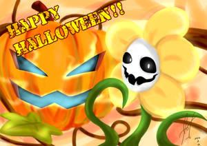 UTH-Event: Happy Halloween Undertale 2018