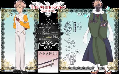 The White Raven: Hyakume Tetsuya