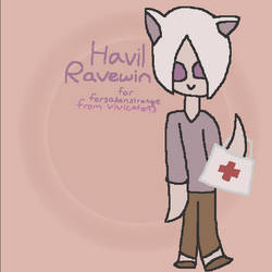 Havil Ravewin by ViviCatz93